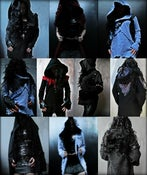 Image of Gothic Medieval Clothing