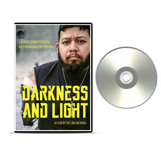 Image of Darkness and Light Blu Ray