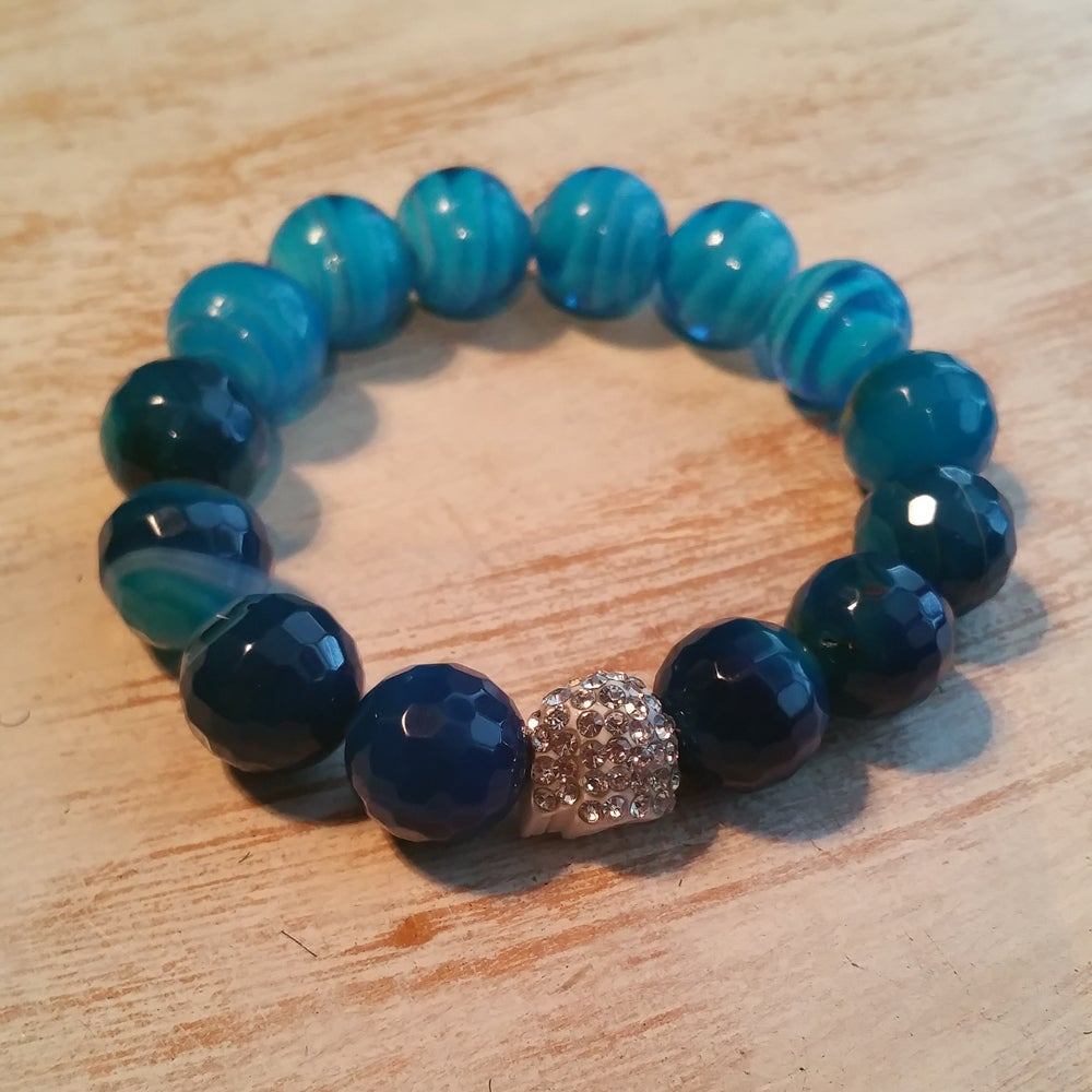 Image of BLUE LAGOON BRACELET