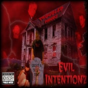 Image of Troubled Mindz - EVIL INTENTIONZ (2004)