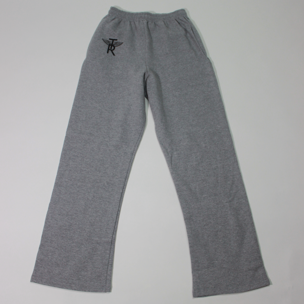 Image of TR Wings Sweatpants in Grey