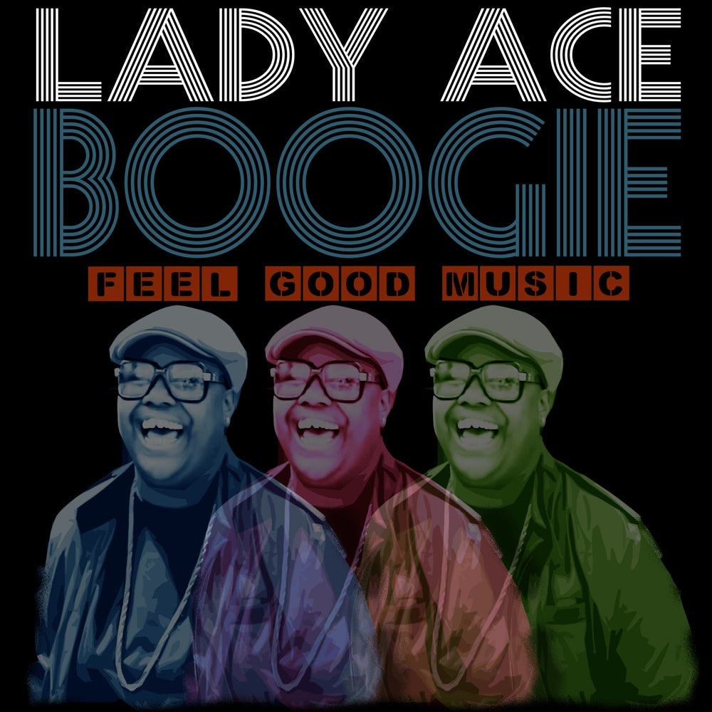 Image of Lady Ace Boogie Vinyl LP (Plus Free CD!)