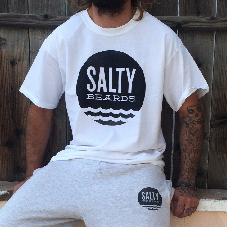 Image of Original Salty Beards Tee