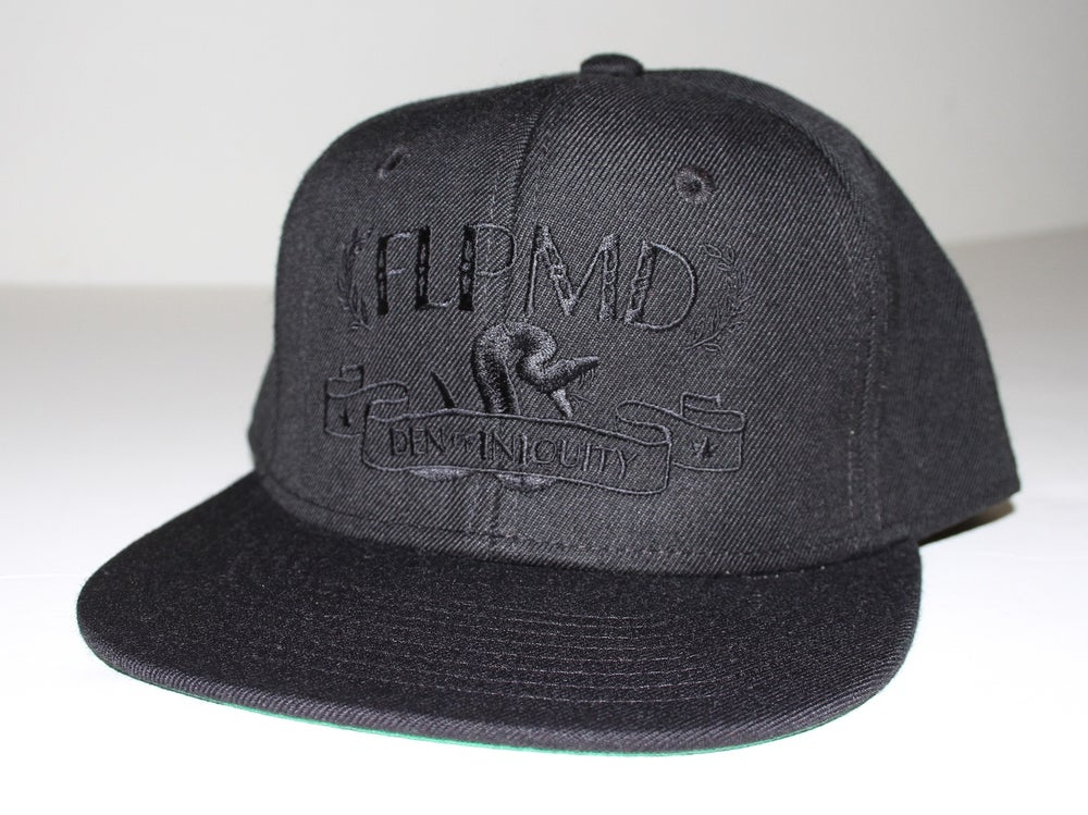 Image of The Snake Den - Snapback
