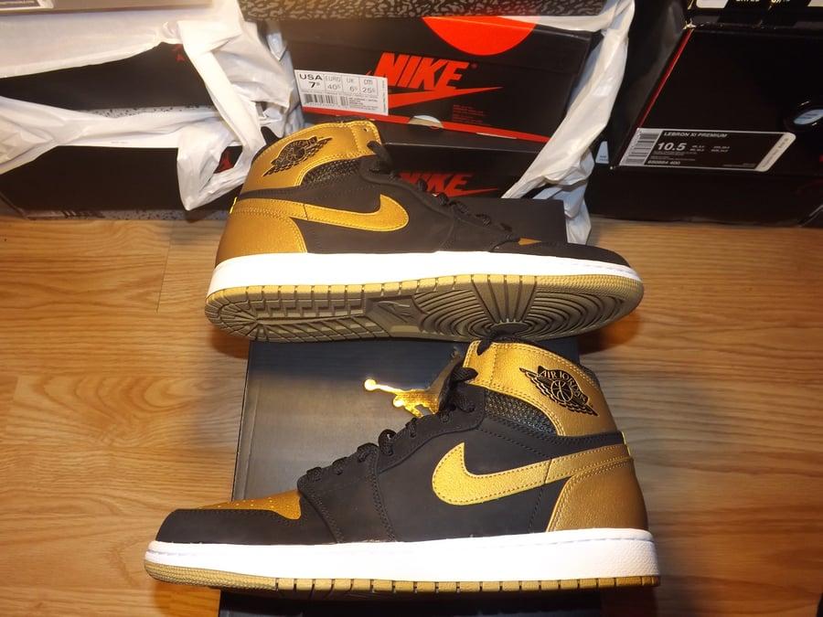 """Image of Air Jordan 1 retro high """"melo pe series"""""""