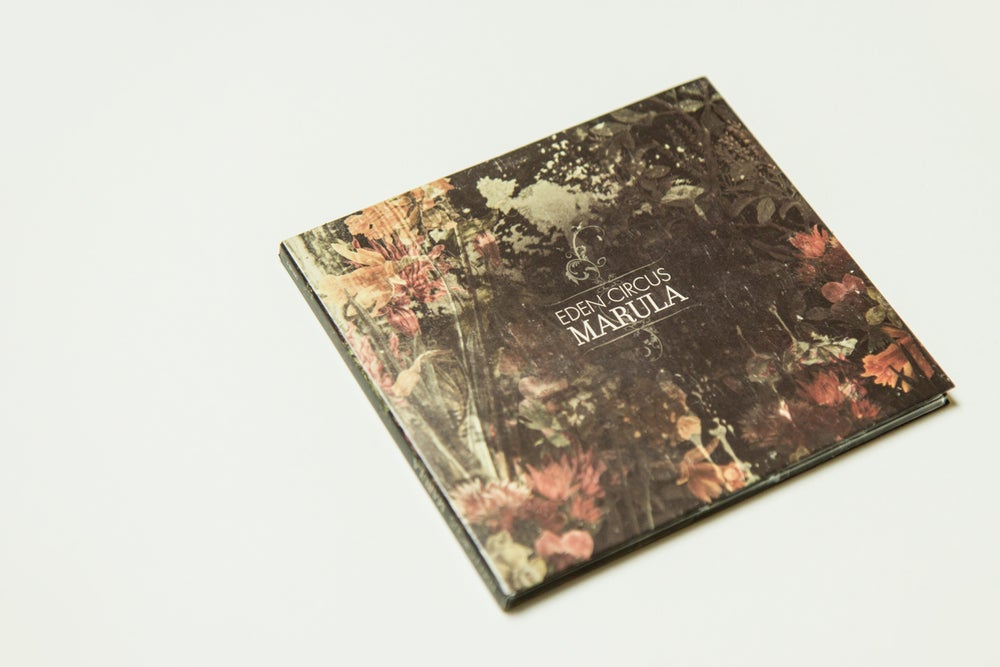 Image of 'Marula' Digipak CD