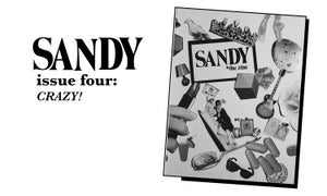 Image of Sandy Zine: Issue Four