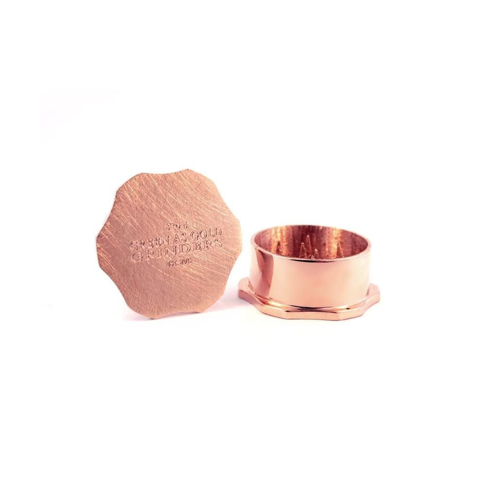 Image of Solid Gold Pocket Grinder