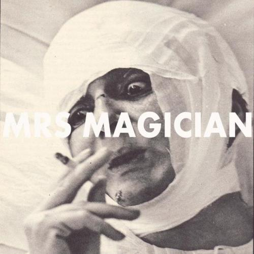 "Image of Mrs. Magician – There Is No God (7"")"