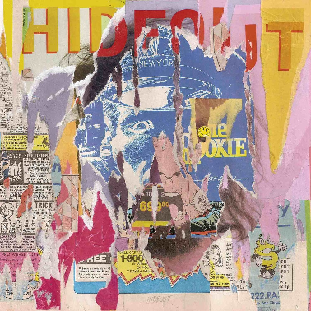 Image of Hideout - Rookie (LP)