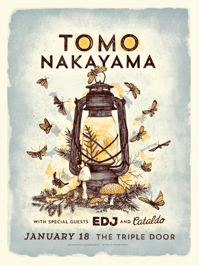 Image of Tomo Nakayama / EDJ / Cataldo