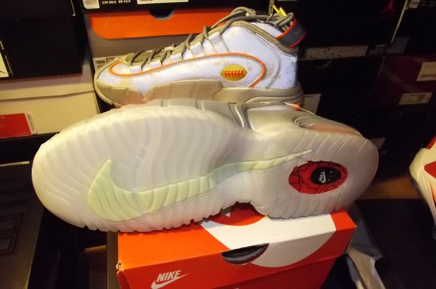 """Image of Nike max penny le db (gs) """"doernbecher"""""""