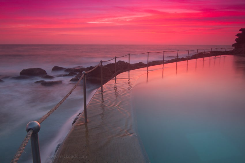 Image of Cool Bronte Pool