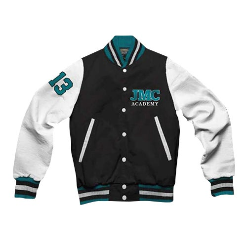 Image of JMC Academy Varsity Jacket
