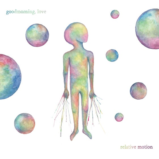 "Image of ""Relative Motion"" CD"