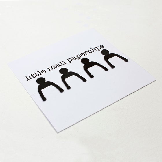 Image of Little Man Paperclips