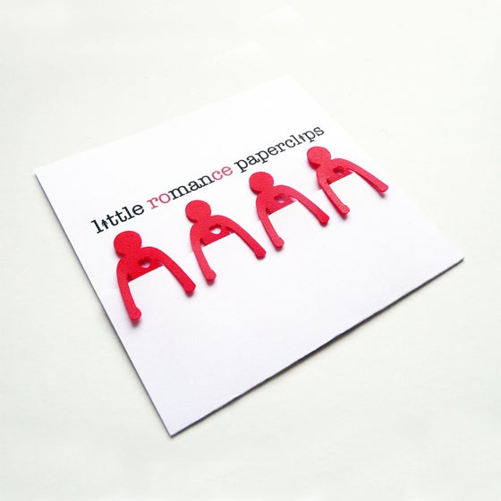 Image of Little Romance Paperclips
