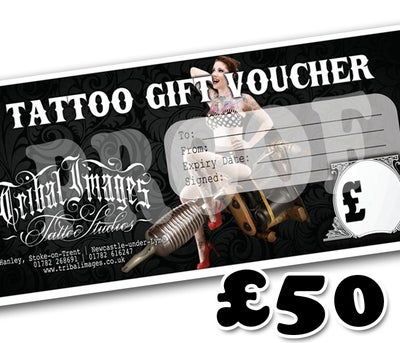£50 Gift Voucher - Tribal Images