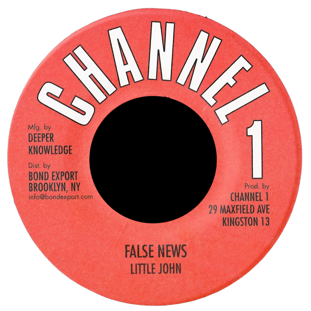"Image of Little John - False News 7"" (Channel 1)"