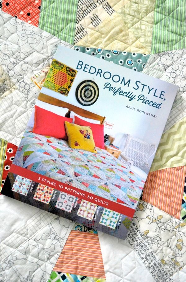 Image of Bedroom Style, Perfectly Pieced - Signed Copy