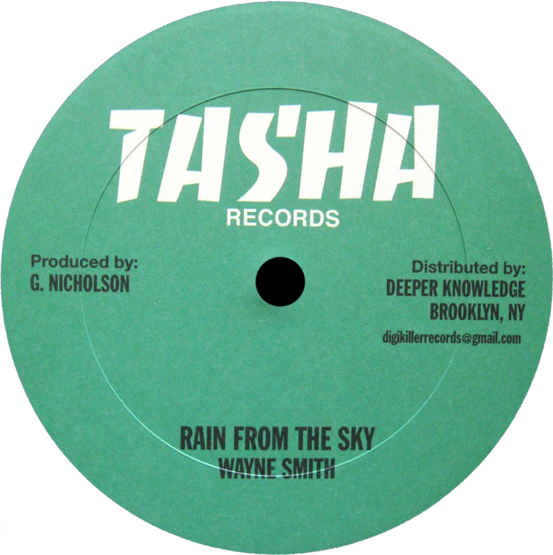 "Image of Wayne Smith / Patrick Andy - Rain From the Sky / Ain't No Me 12"" (Tasha)"