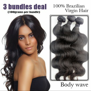 Image of Brazilian Body Wave - 3 Bundle Deals