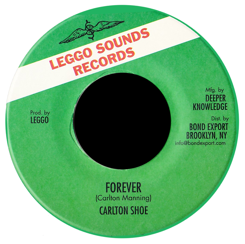 "Image of Carlton Shoe - Forever 7"" (Leggo Sounds)"