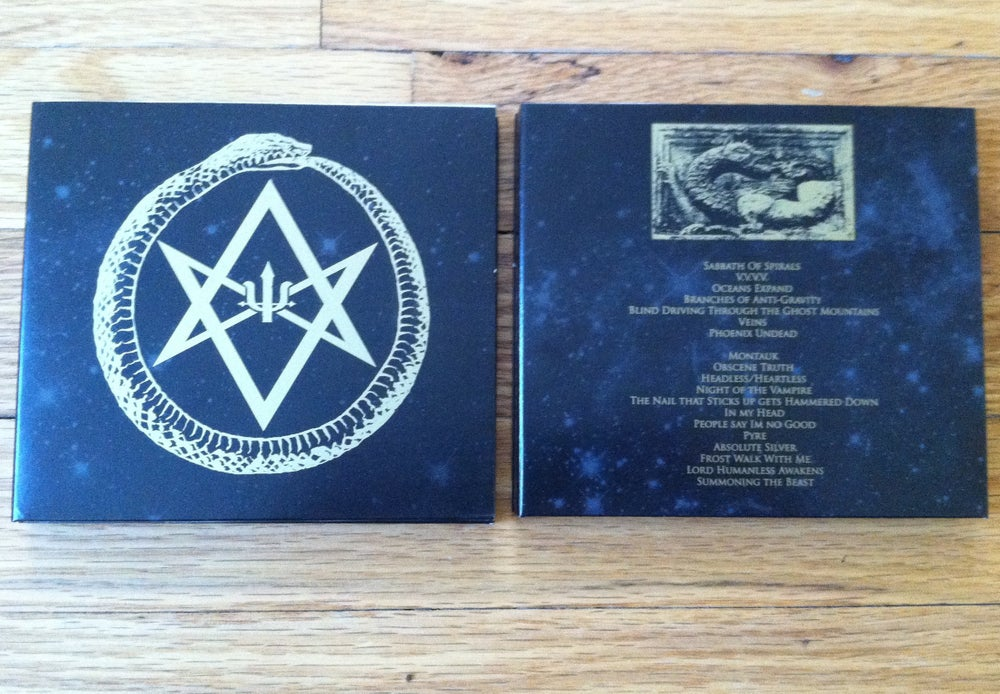 Image of Unearthly Trance  Ouroboros  [2xCD]