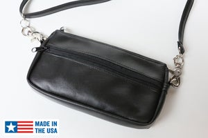 Image of NEW! Hipster II (Black Icon) » Converts to Cross-Shoulder Bag BC#106014