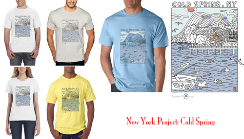 Image of New York Project - cold spring
