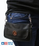 Image of Larger Hipster II Bag (Orange Icon) » Converts to Cross-Shoulder Bag MFG#595201