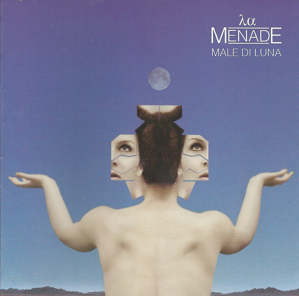 Image of MALE DI LUNA - LP 2007