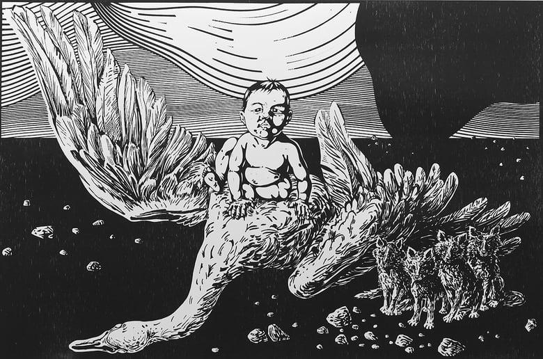 Image of Allegori over Nordland #2