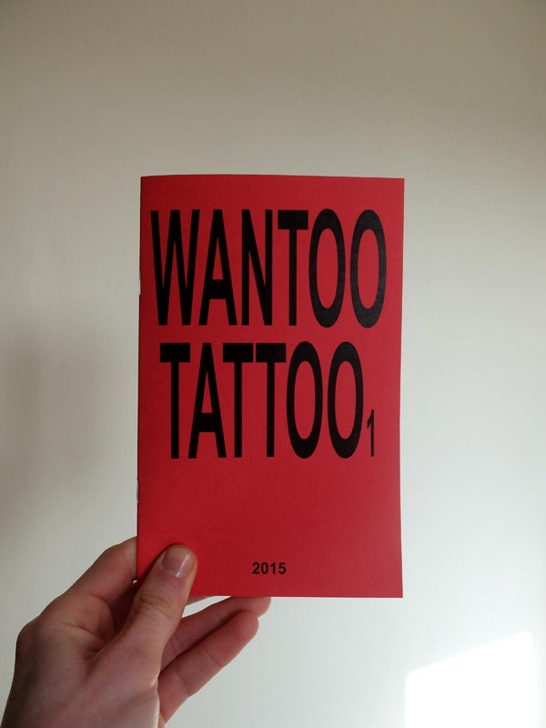 Image of WANTOO TATTOO1