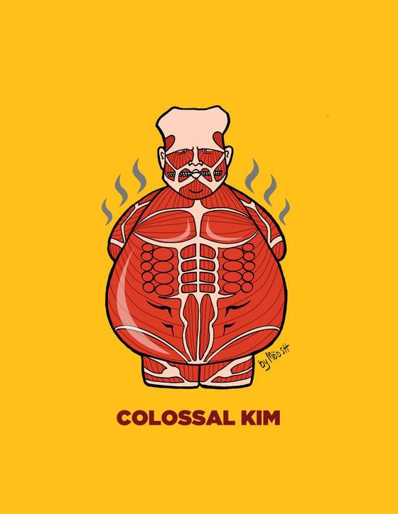 Image of Colossal Kim