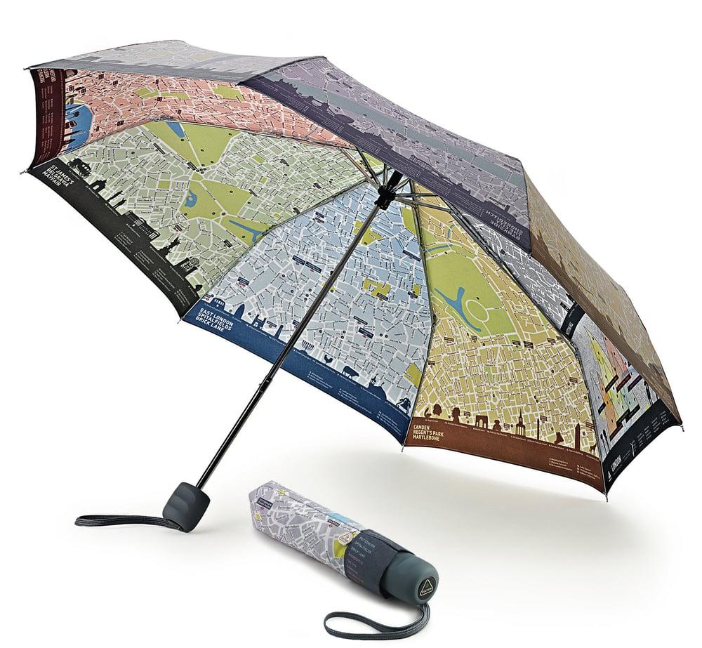 Image of London Brollymap