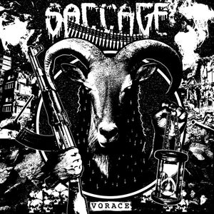 Image of SACCAGE Vorace 7""