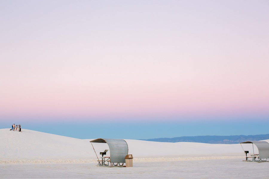 Image of White Sands