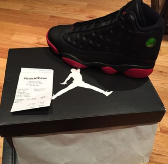 "Image of Retro 13"" Dirty Bred """