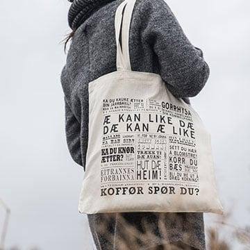 """Image of Tøynett """"Æ kan like dæ"""""""