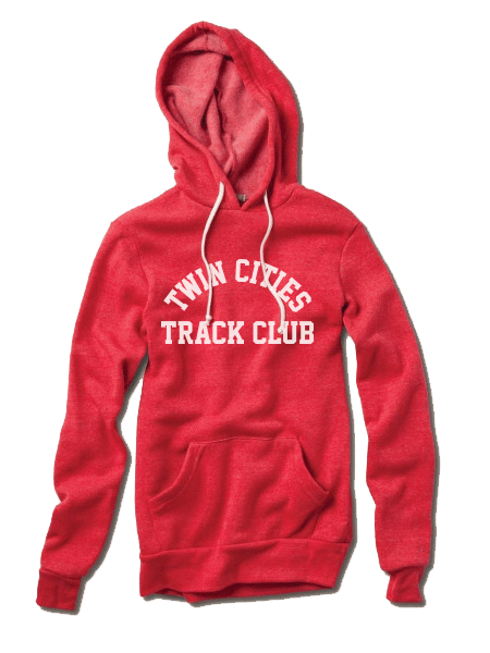 Image of TCTC Hoodie - Red
