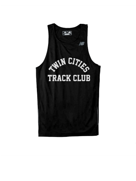 Image of TCTC Men's New Balance Singlet - Limited Sizes & Quantity