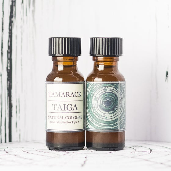 Image of TAIGA - Natural Botanical Cologne
