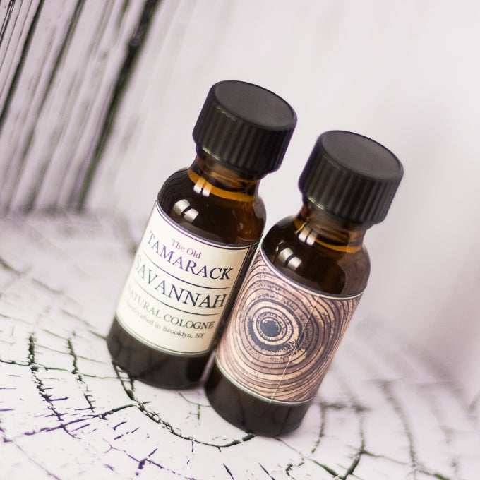 Image of SAVANNAH - Natural Botanical Cologne