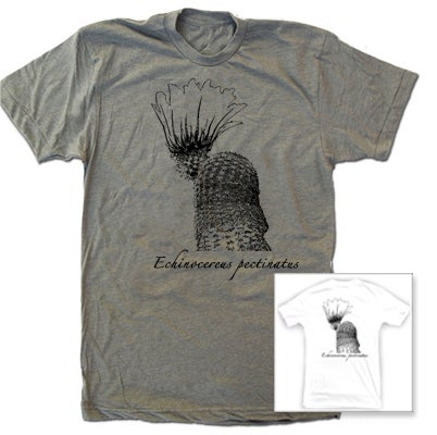 Image of Echinocereus pectinatus Cactus T-Shirt