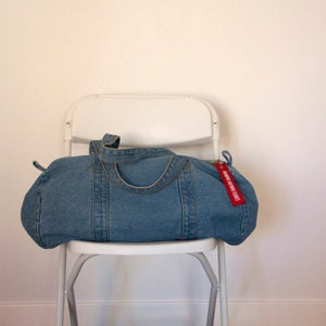 Image of SPORT DENIM BAG
