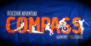 "Image of Compass ""Discover Adventure"" Hoodies"