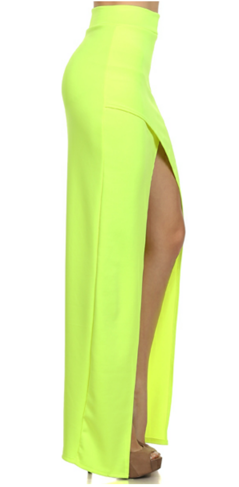 Image of Maxed Out Maxi Skirt **Multiple Colors