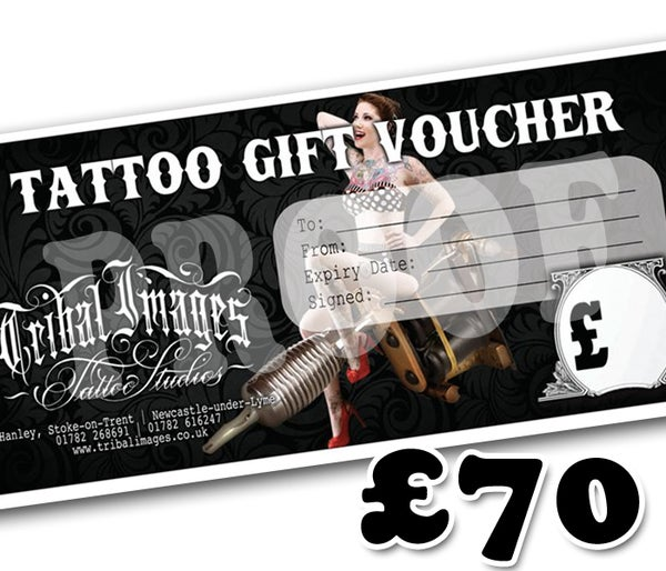 £70 Gift Voucher - Tribal Images