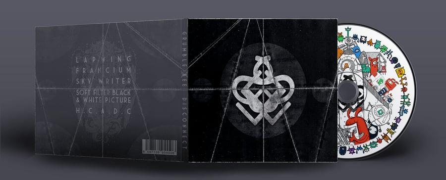 Image of 'Disconnect' EP 4-Panel Digi-Pak**